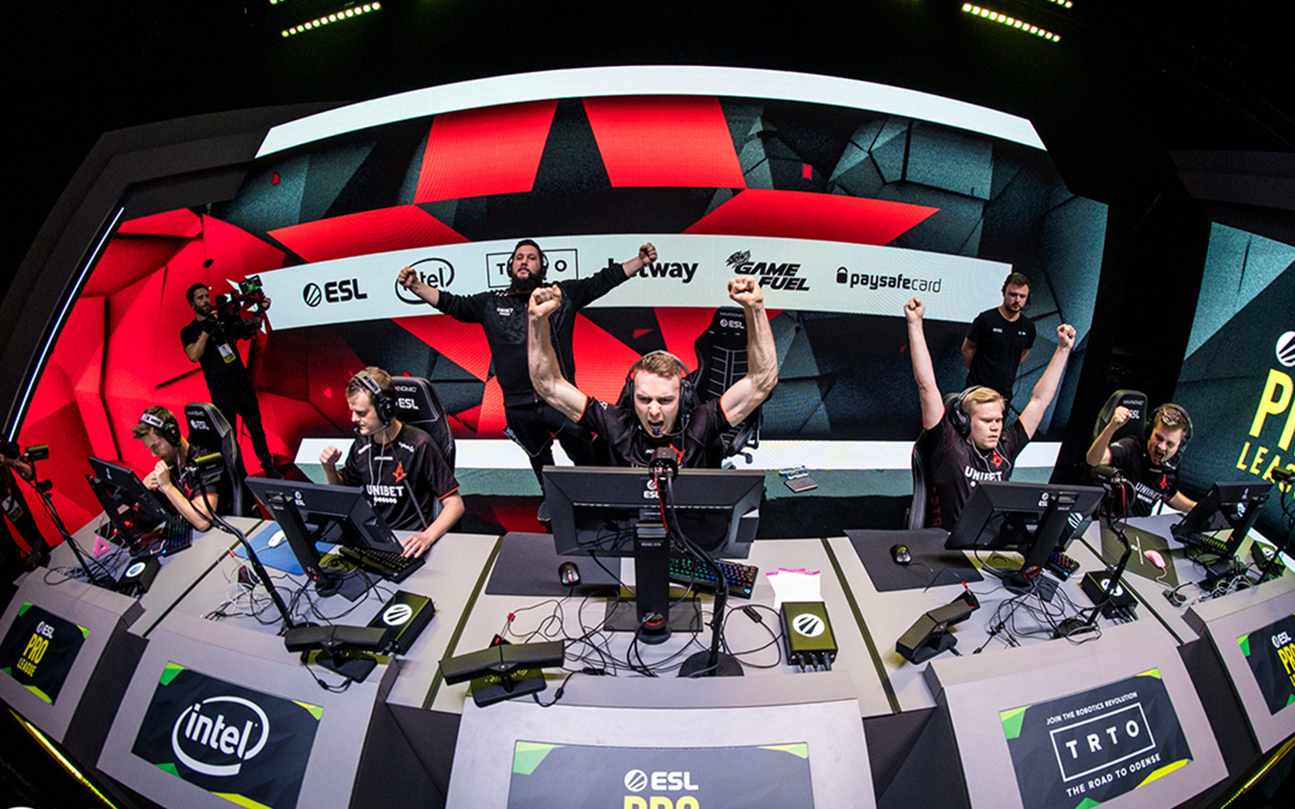 Astralis' Reverse Sweep To Win Pro League S12