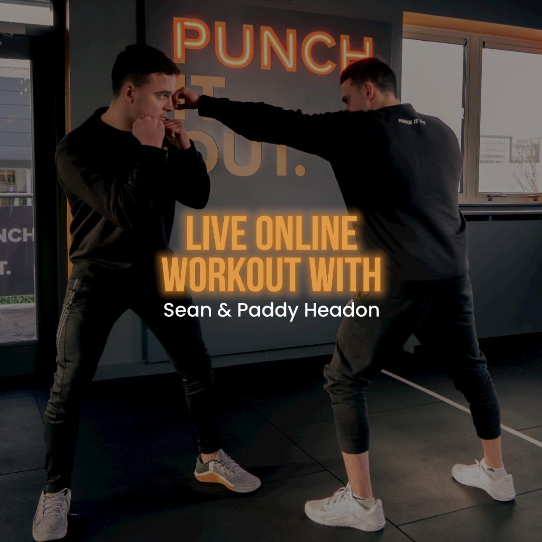 HBA Sean and Paddy Punching