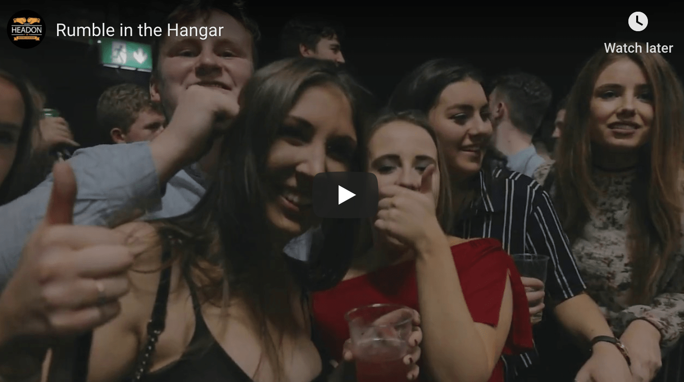 Charity Fight Night Highlights