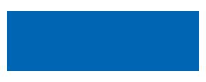 SMC logotyp med en vit bakgrund och blå text