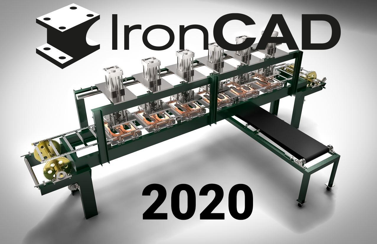 IRONCAD lanserar nya version 2020