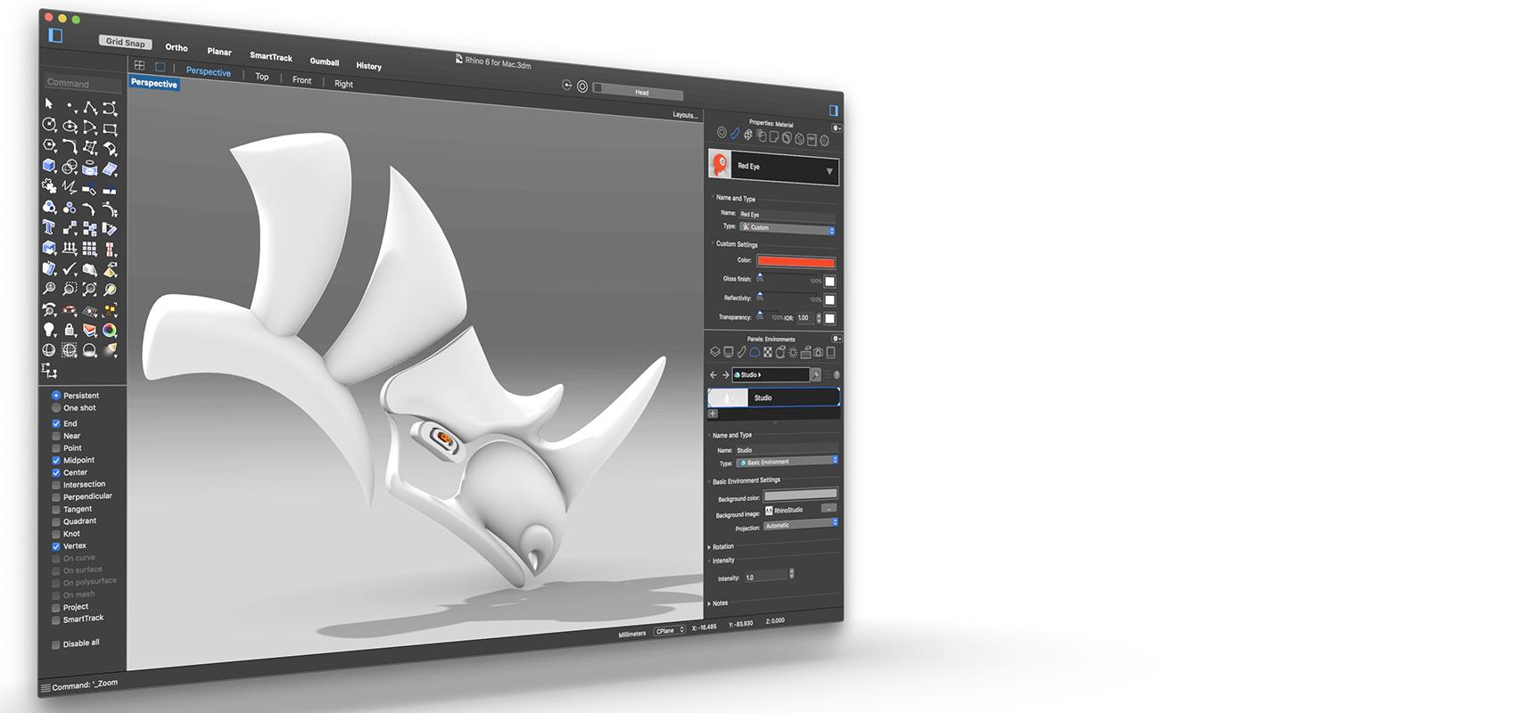 Rhino 6 för MAC nu här!