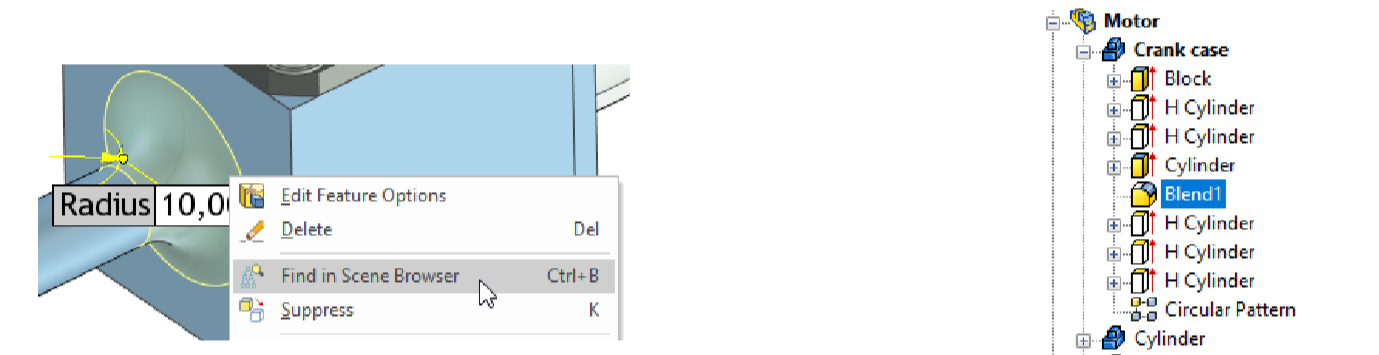 find in browser ironcad