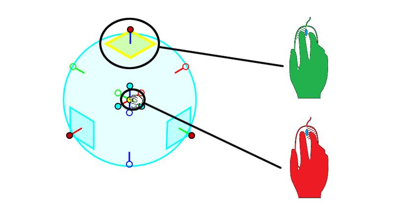 vänsterklicka plan triball