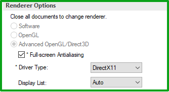 render options ironcad