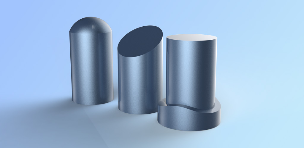 Forma extruderingar med Surface Reshaping Properties