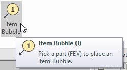 item bubble