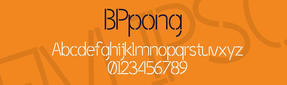 bppong