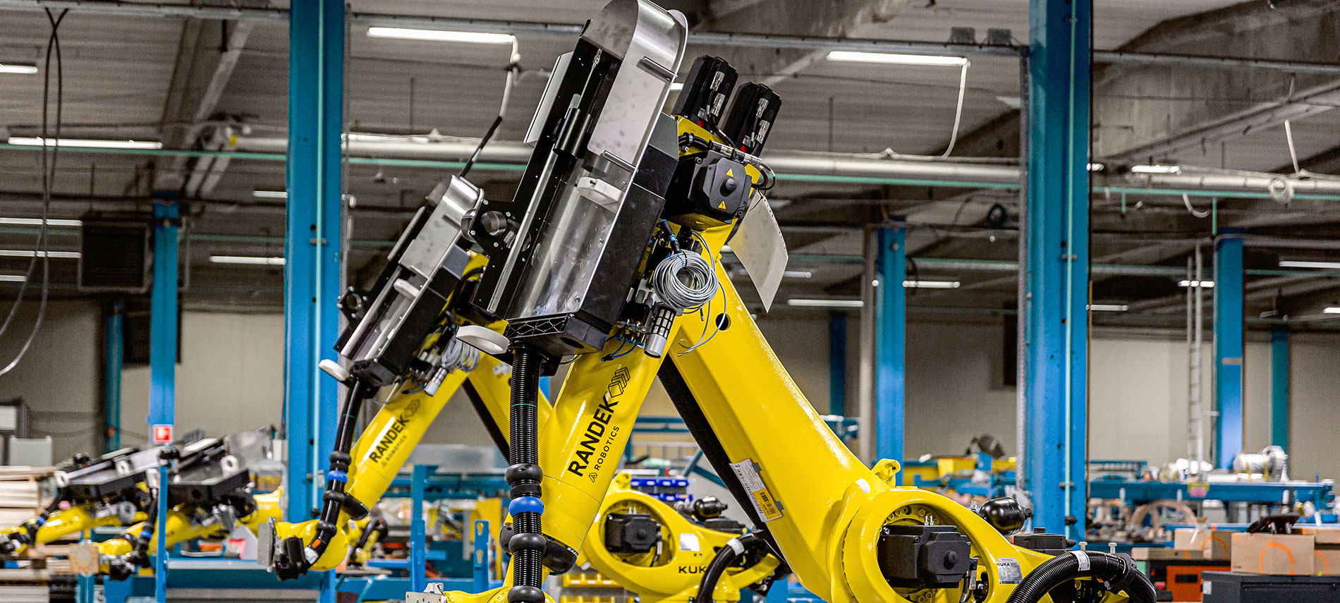 Randek Robotics AB