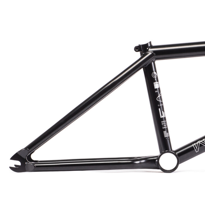 """Hard 540s? The NETWORK uses a 12.5"""" chain stay for the snappiest and most responsive ride of any Wethepeople frame yet…"""