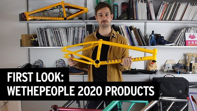 First Look: 2020 Product Line