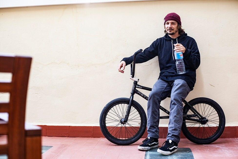 Dan Kruk NETWORK Bike Check