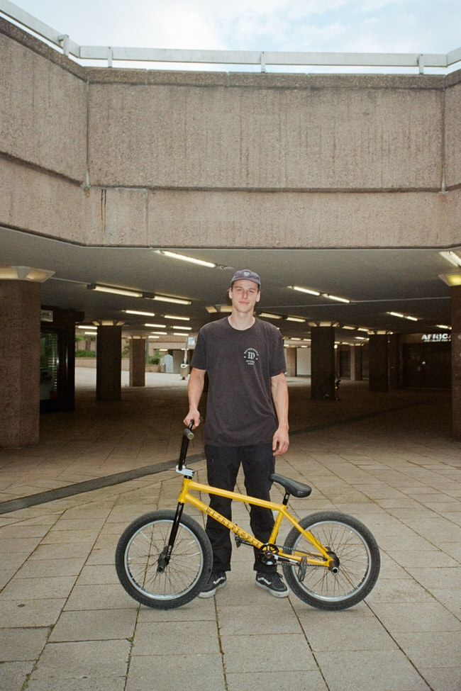Tom Weikert Bike Check