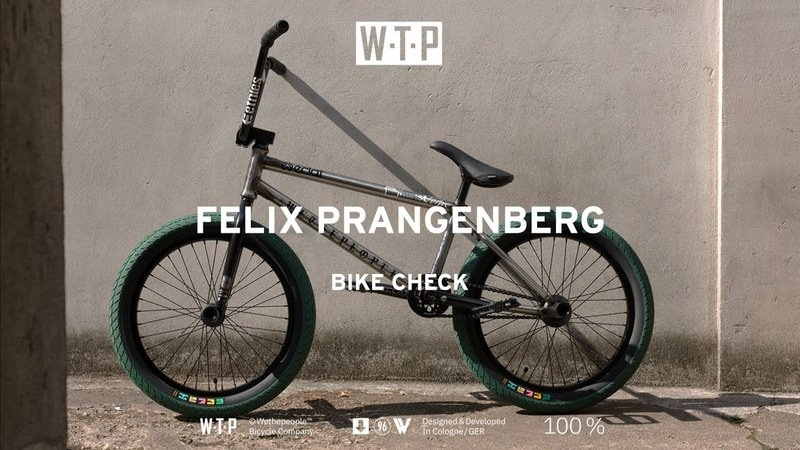 Felix Prangenberg Video Bike Check