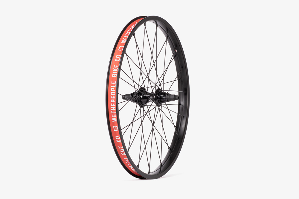 AUDIO 22 Rear Wheel