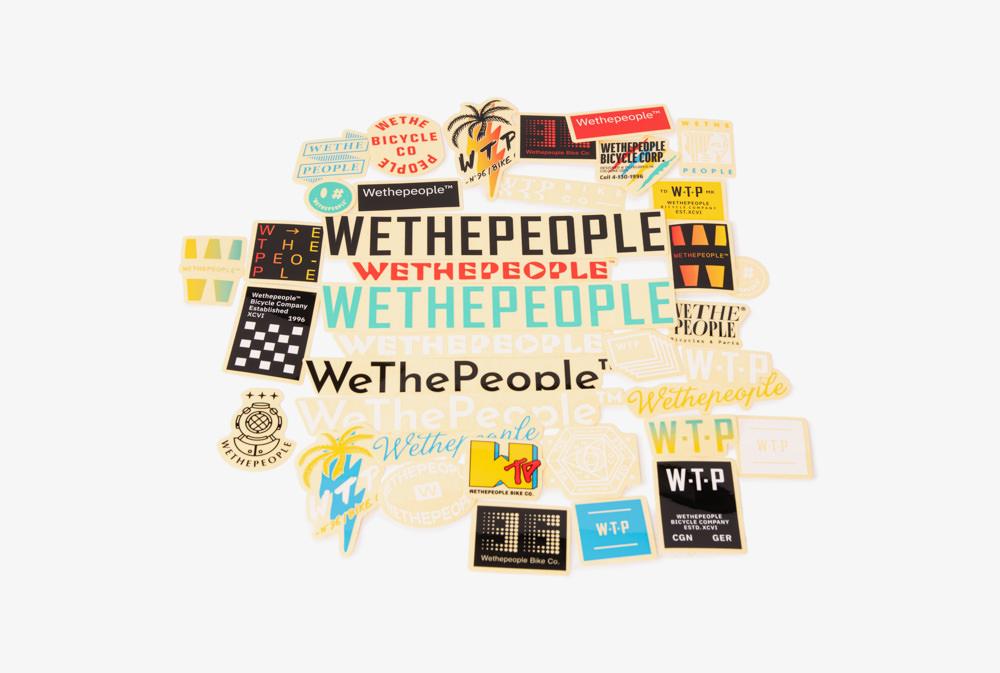 BRAND Sticker Pack