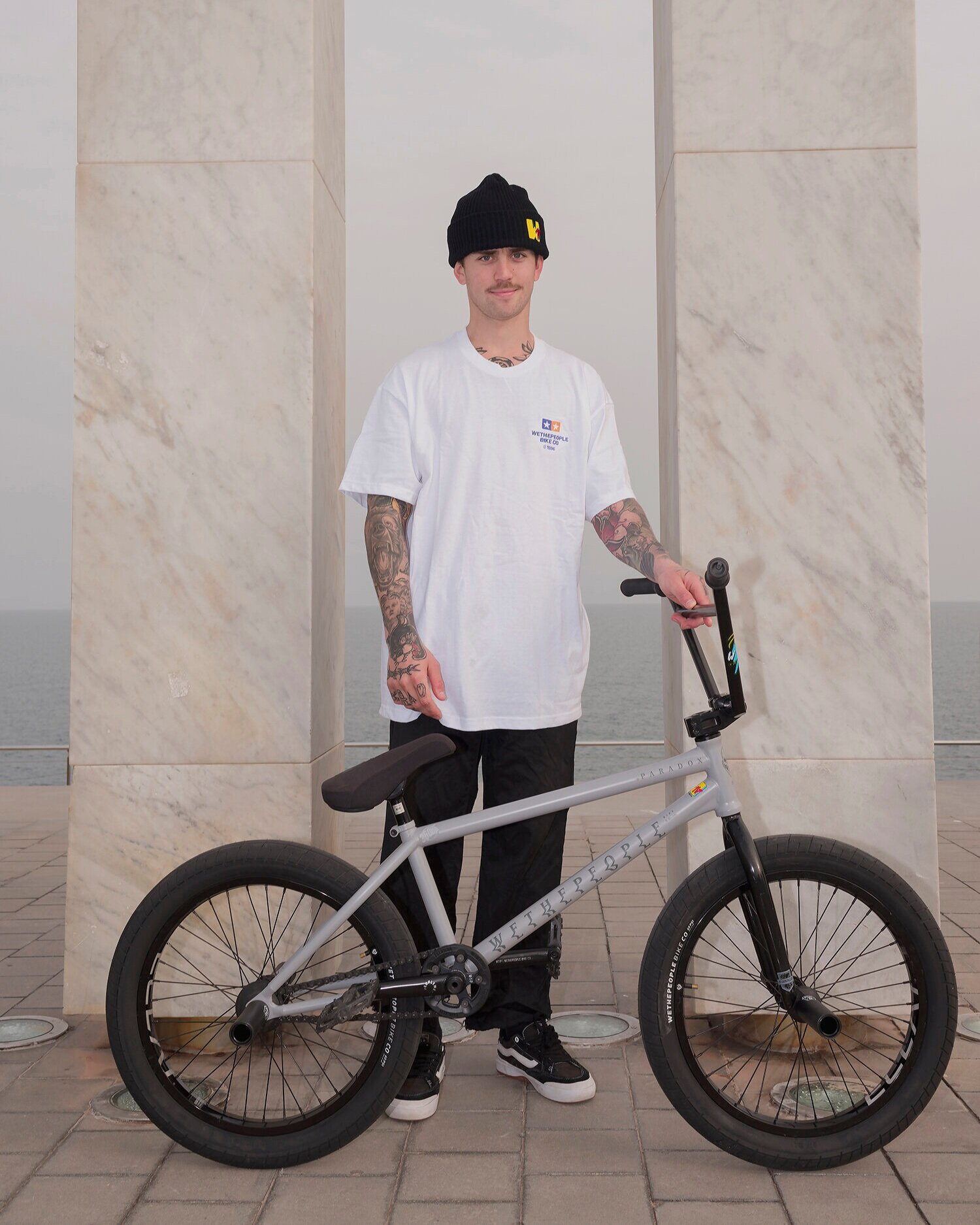 Stephan Atencio Bike Check