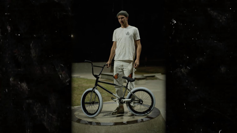 Logan Penberg Bike check