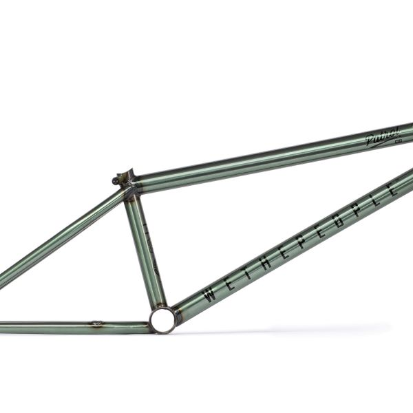 MADE FOR SPEED AND STABILITY THE PATROL FRAME IS MADE FOR WHITE-KNUCKING YOUR WAY THROUGH THE TRAILS OR AROUND A BOWL
