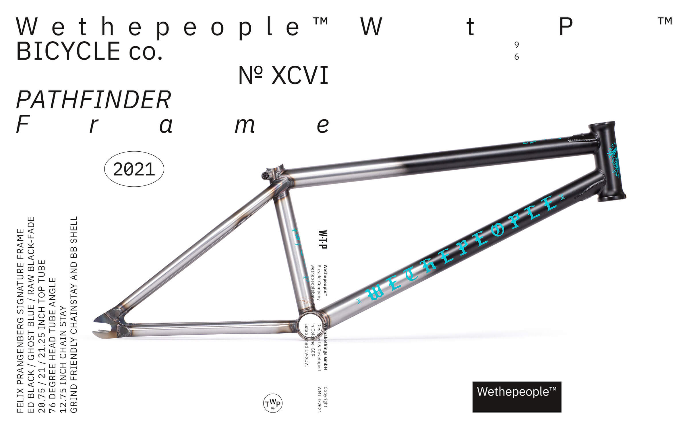 2021 Pathfinder Frames Now Available