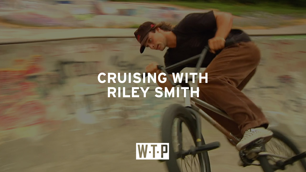 """""""Cruising With"""" - Riley Smith"""