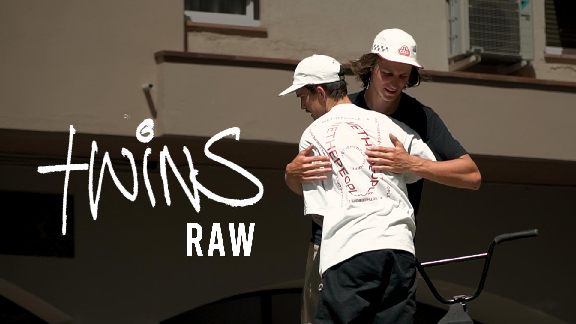"""TWINS """"Raw"""""""