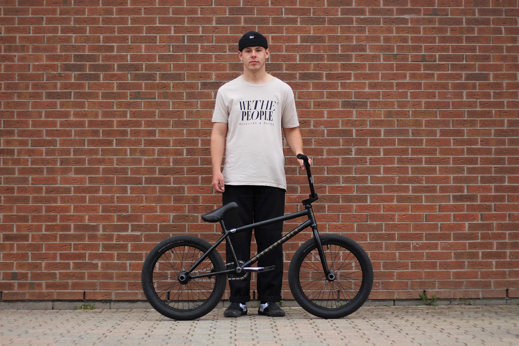 Jeffrey Lapointe Bike Check