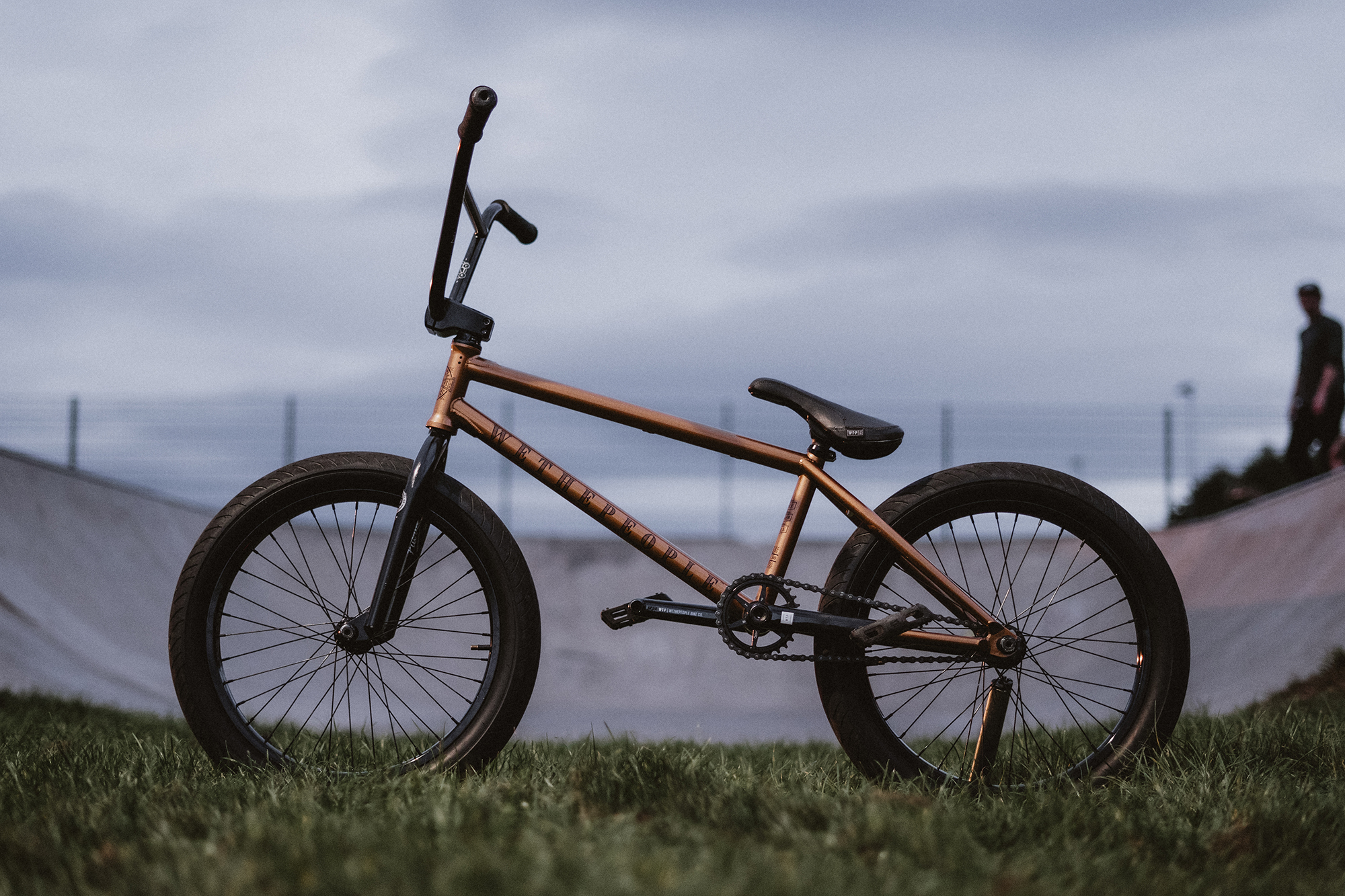 Brad McNicol Bike Check