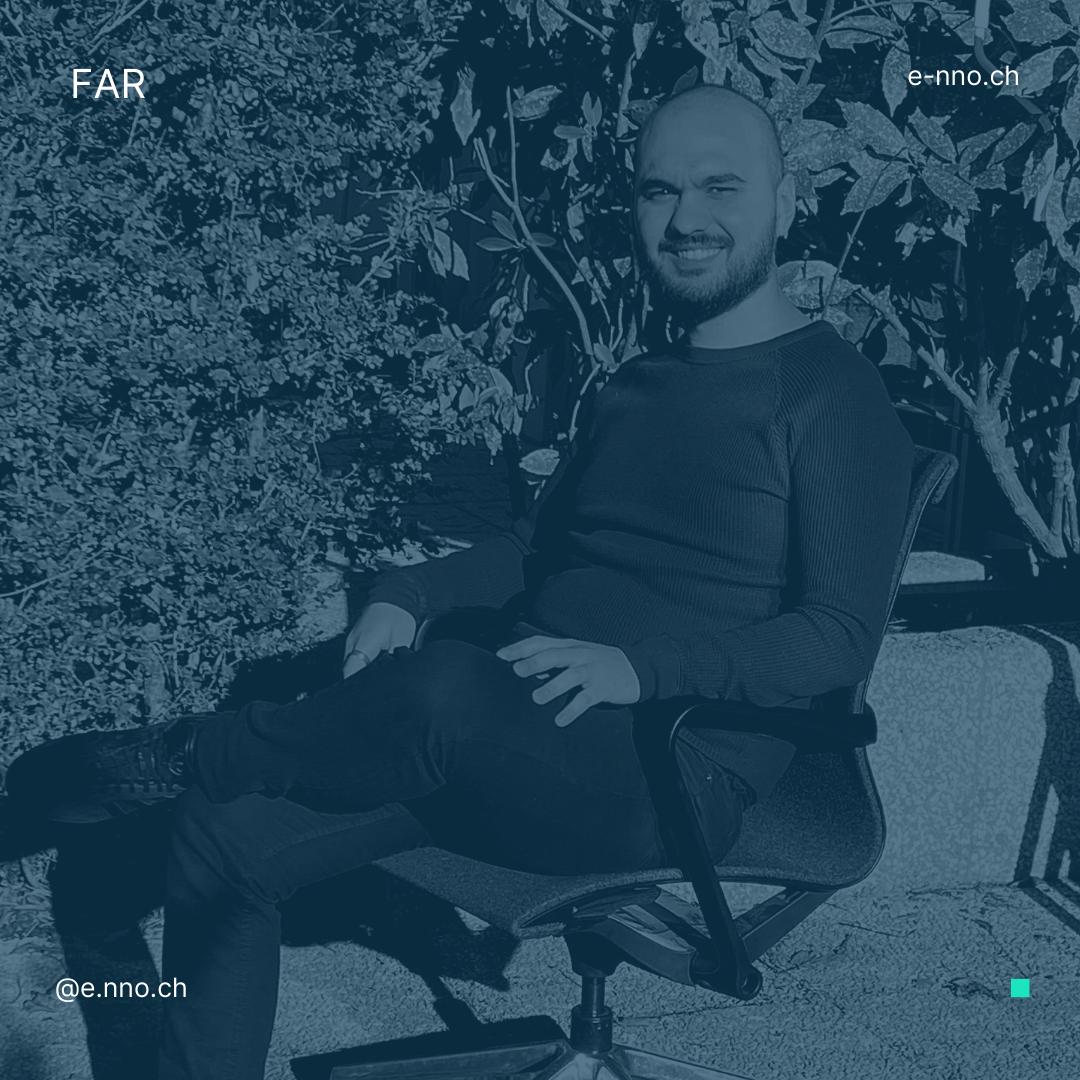 Portrait team Fabio