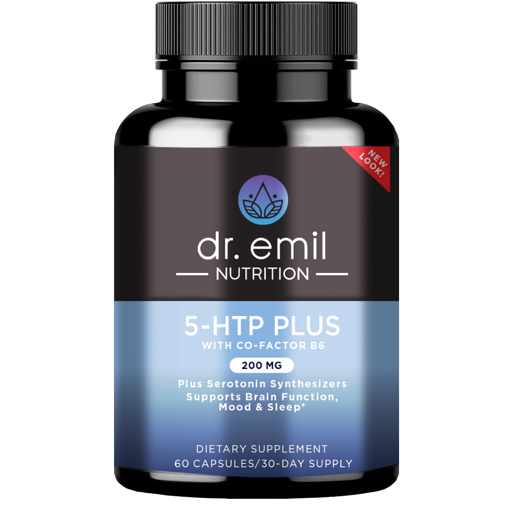 Dr. Emil Nutrition 5HTP Supplement