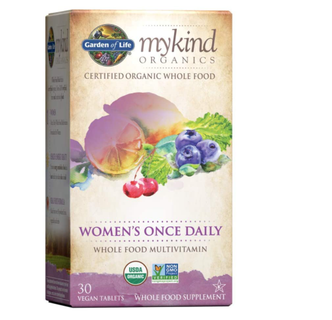 My Kind Women's Once Daily Multi vitamin.