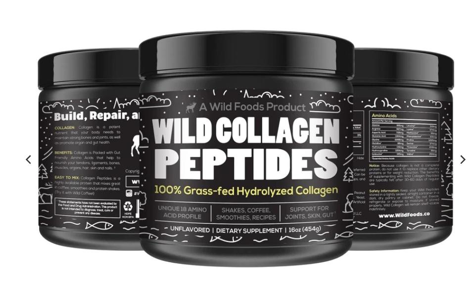 Wild Foods Collagen