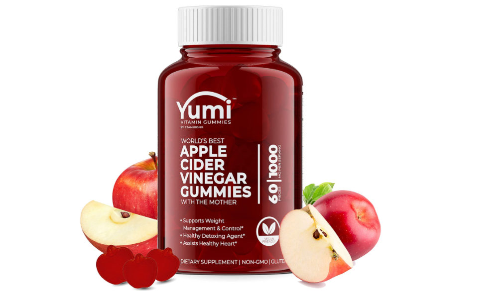 Yumi apple cider vinegar gummy