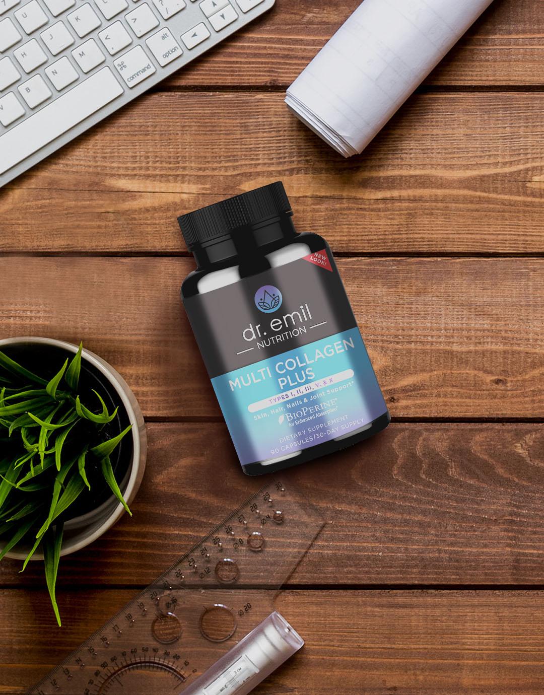 dr emil's multi collagen plus formula