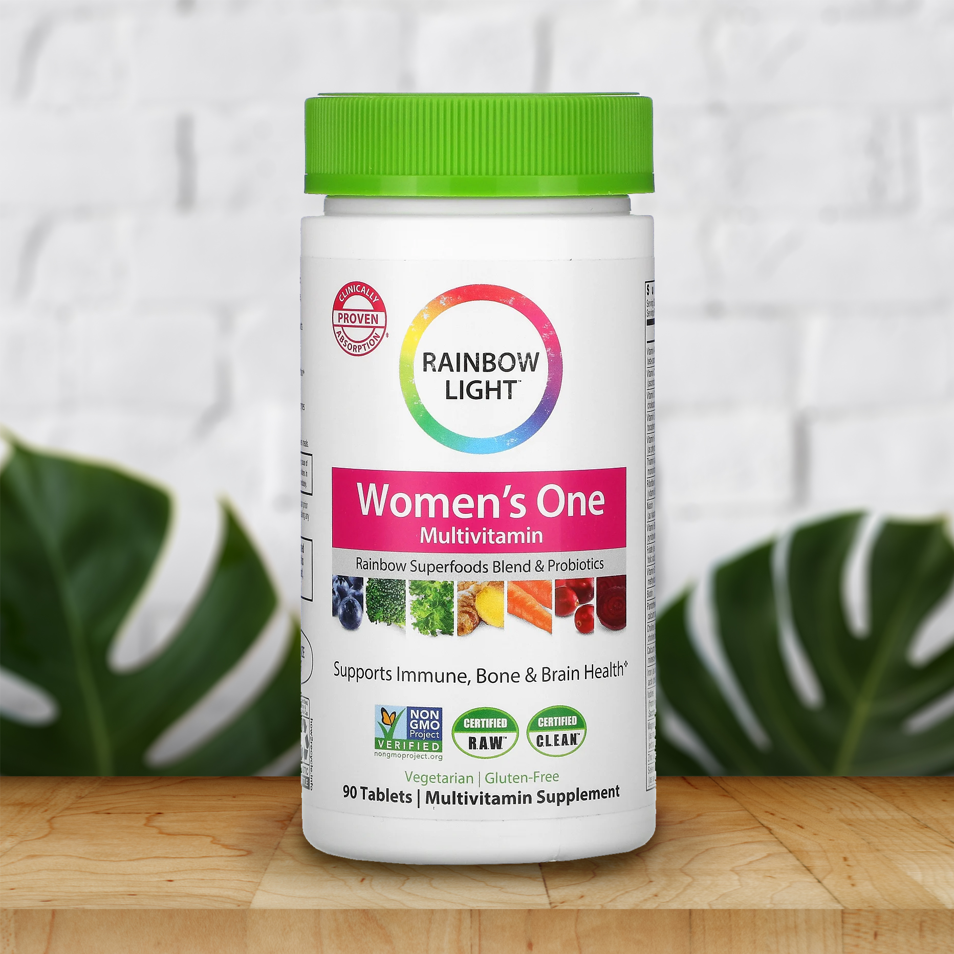 Rainbow Light Women's Multi vitamin.
