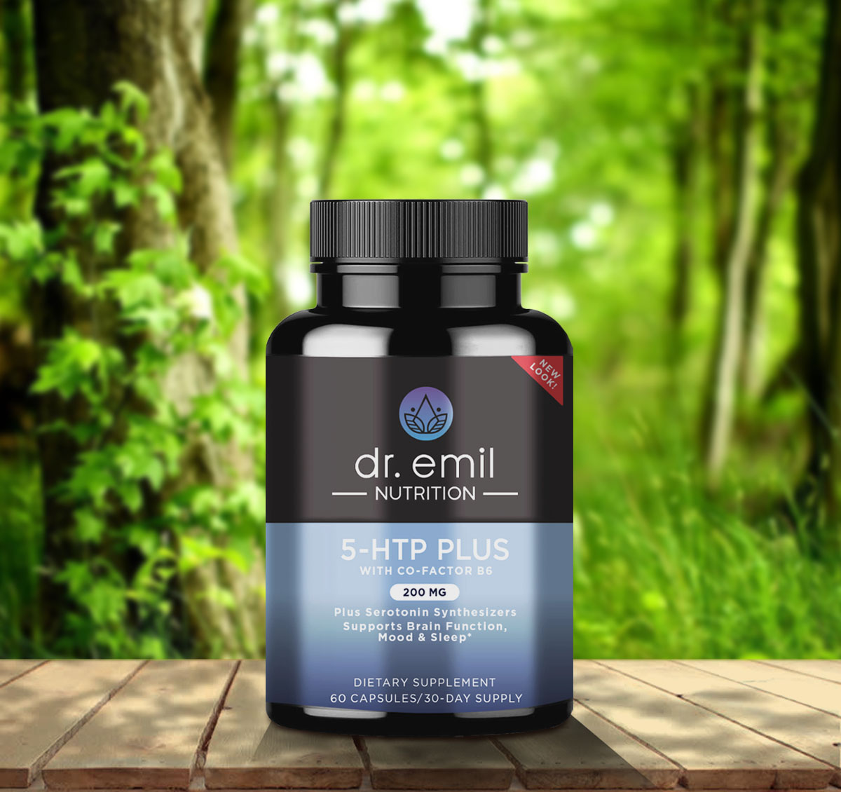 Dr. Emil Nutrition's 5 HTP plus