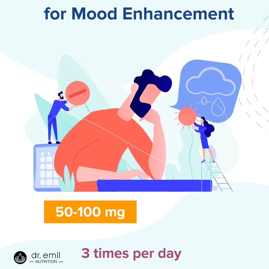 5-HTP Dosage for Mood Enhancement