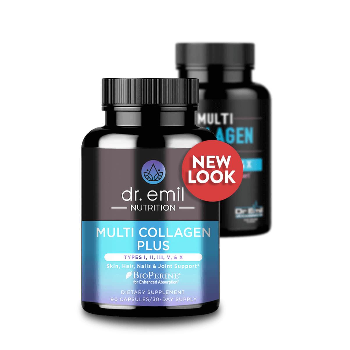 Dr. Emil Nutrition's Multi Collagen Plus