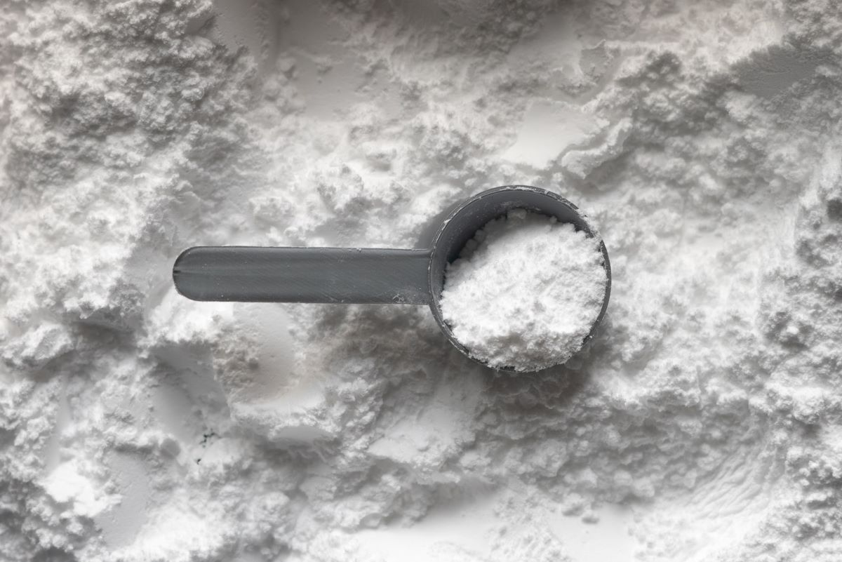A Spoonful of Collagen Powder