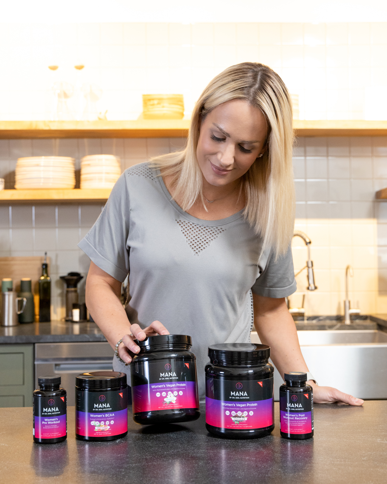 Jenn Brown and Supplements