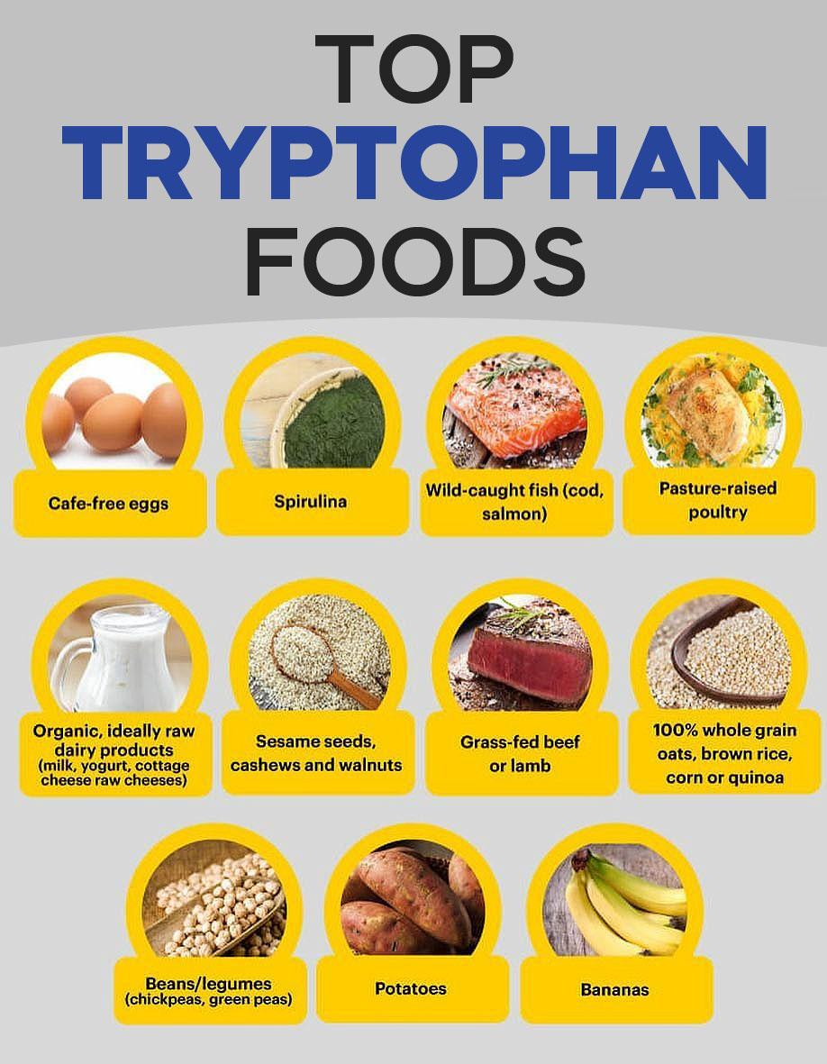 Top Tryptophan Foods