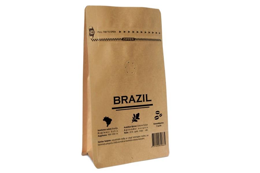 Brazil Bahia kafija 200g | KAFIJAS PUPIŅA SIA