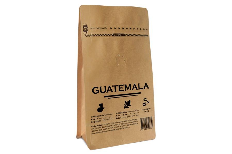 Guatemala San Buenaventura SHB kafija 200g | KAFIJAS PUPIŅA SIA