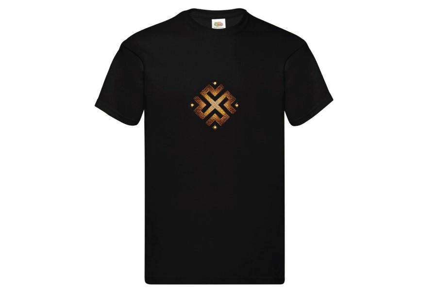 Latvju spēka krekls Ugunskrusts | Darbnīca Vilpis
