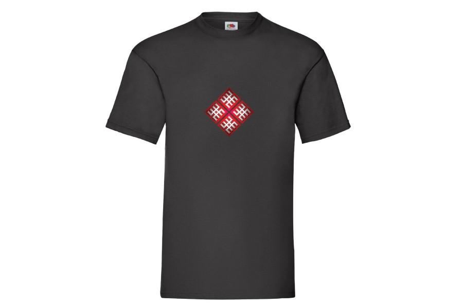 Latvju spēka krekls Ūsiņš | Darbnīca Vilpis