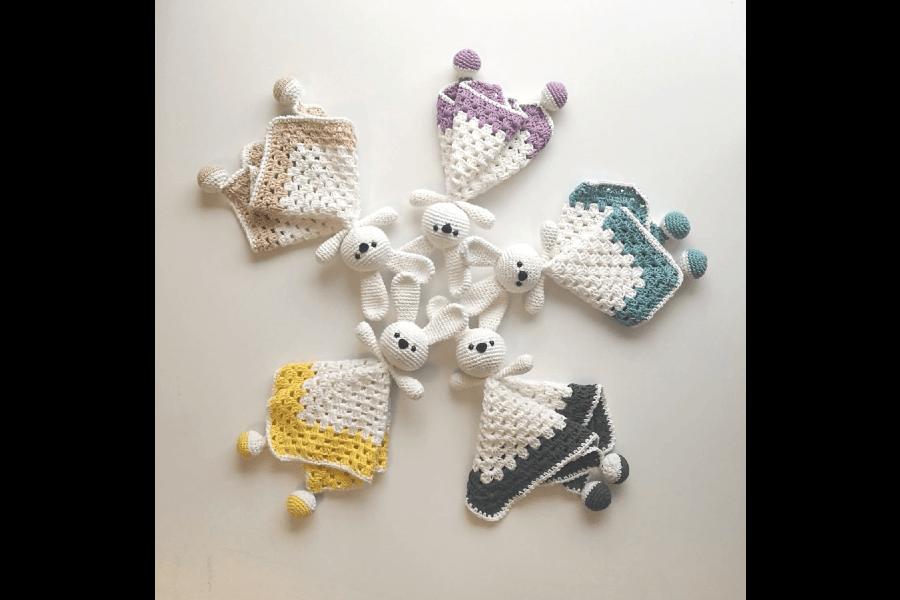 Miega zaķi | T.K.Bērnu sedziņas