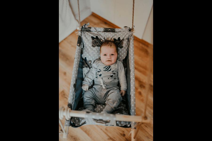Šūpulis, šūpuļkrēsls bērniem
