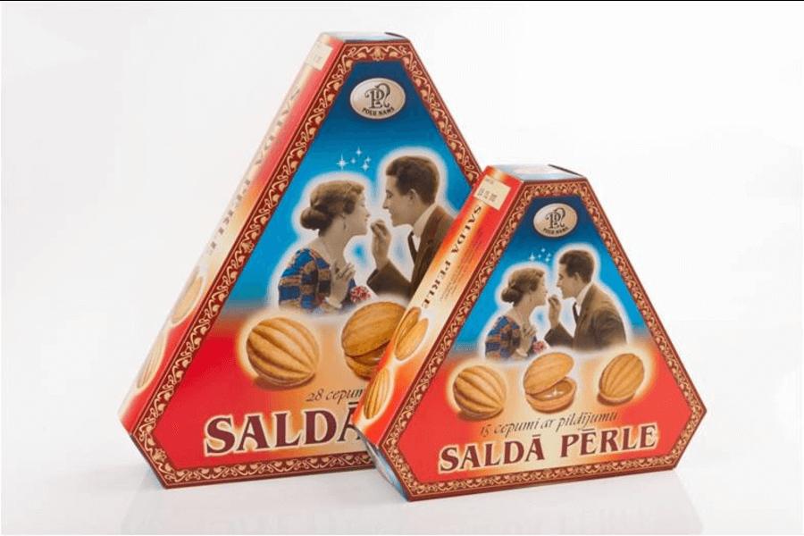 """""""Saldā Pērle"""" konditorejas izstr. / Poļu Nams SIA"""