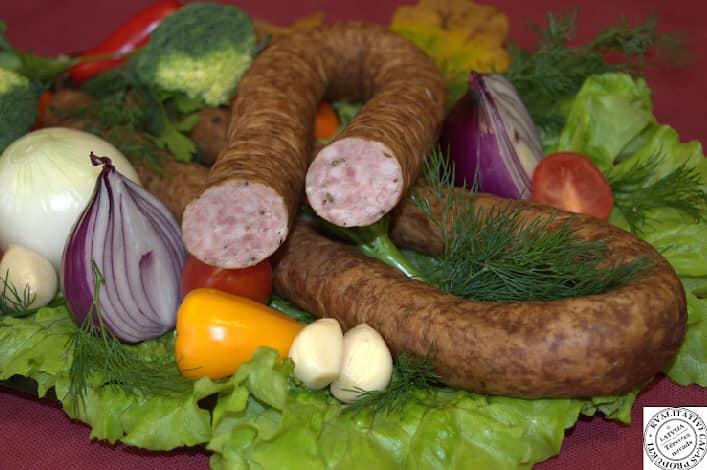 Gaļas produkti – kūpinājumi, desas, sardeles u.c. / Silāres Gaļsaimnieks
