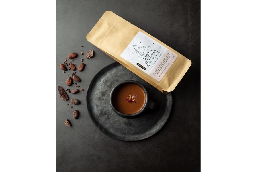 Šokolāde karstā dzēriena pagatavošanai (garšvielu) | Cocolaade SIA